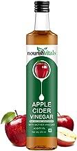 NourishVitals Apple Cider Vinegar with Mother Vinegar - 250 ml