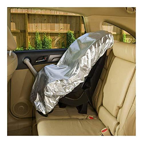 AFTWLKJ Asiento de coche de bebé Niños Parasol protector for niños de los niños de la sombrilla rayos UV cubierta del protector del reflector cubierta de aislamiento de Polvo AFTWLKJ ( Color : 01 )