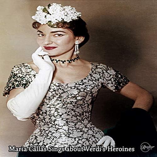 Maria Callas feat. Nicola Rescigno & Philharmonia Orchestra