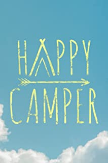 Family Pantry Inventory List Happy Camper Camping Camp For Men Women ' Kids
