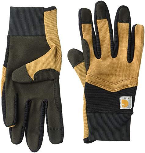 Carhartt Herren Out Post Glove Handschuhe für kaltes Wetter, braun/schwarz, XL
