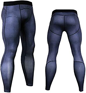 BEESCLOVER Jogging Pants Men Running Tights Gym Skinny Training Bodybuilding Fitness Sport Leggings Breathable Trousers Compression Pants