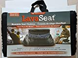Lava Seat Heatable Reusable Cushion Stay Warm for Hours - Sherpa Edition Microwave