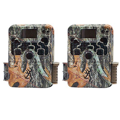 (2) Browning Strike Force 850 Extreme Trail Game Camera (16MP)