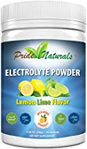 Electrolyte Powder - Refreshing Pre & Post Workout Recovery Electrolytes, All Natural, Sugar Free, Gluten Free & Vegan, Pure Keto & Paleo Hydration Beverage Mix, Immune Boosting Vitamins & Minerals