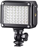 Metz Mecalight LED-320 - Flash con Zapata, Negro