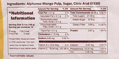 Chitale Bandhu Mango Pulp 1Kg (35.27 OZ)