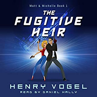 The Fugitive Heir audiobook cover art