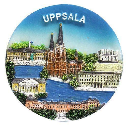 Magnet Uppsala, rund