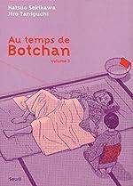 Au temps de Botchan, Tome 5 de Jirô Taniguchi