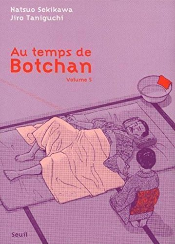 Au temps de Botchan, Tome 5