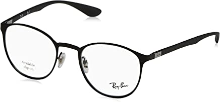 46363a5deb RAY-BAN RX6355 - 2503 None Polarized EYEGLASSES MATTE BLACK 50MM