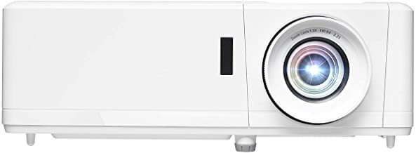 Optoma HZ39HDR Laser Home Theater Projector with HDR | 4K Input | 4000 lumens | Lamp-Free Reliable Operation 30,000 hours...