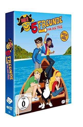 5 Freunde für alle Fälle, Box 2 [2 DVDs]