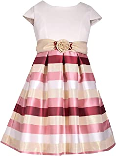 Girl's Robin Party Dress Ivory (X37019-DS) Size 6X