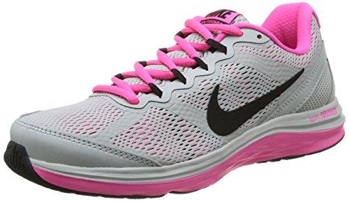 Nike Damen Wmn Dual Fusion Run 3 MSL Laufschuhe, grau, 37.5 EU