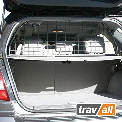 Travall® Guard Hundegitter TDG1178 - Maßgeschneidertes Trenngitter in Original Qualität