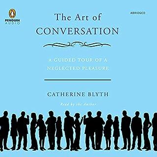 The Art of Conversation audiobook cover art