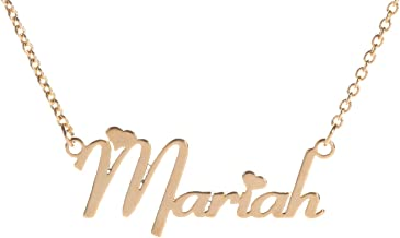 Best mariah name necklace Reviews