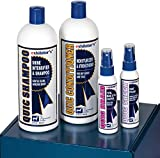 exhibitor's Quic Shampoo and Conditioner 64 Oz with Free Quic Braid and Quic Sheen