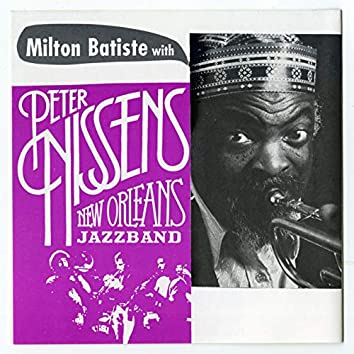 Milton Batiste with Peter Nissens New Orleans Jazzband
