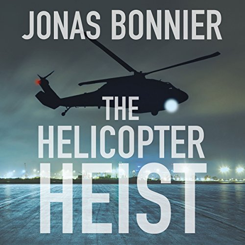The Helicopter Heist cover art