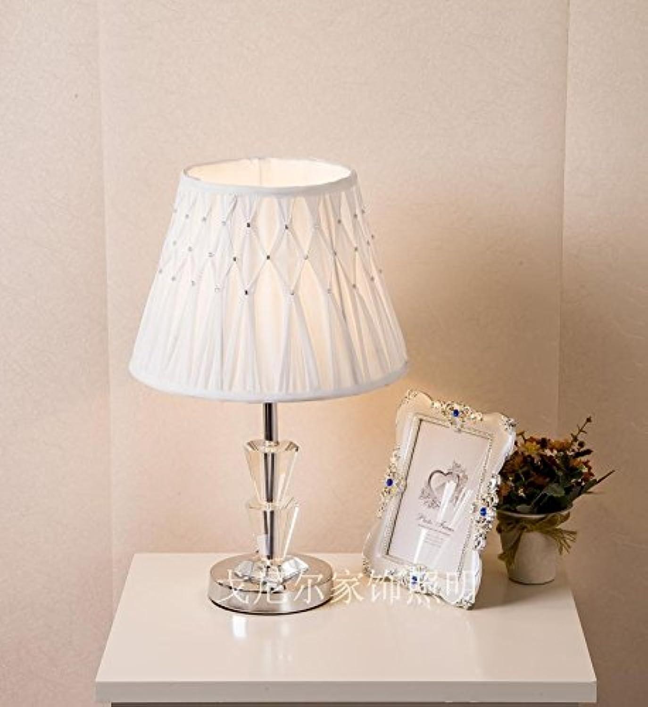 Stoffen, kristall Lampe weiße Lampe Gehäuse 3248 CM, Schalter B06Y56XJGL B06Y56XJGL B06Y56XJGL | Innovation  256e2c