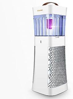 Jieer Lámpara Antimosquitos, Antimosquitos Portátil contra Mosquitos, Alta Eficiencia Bionic Oficina Inteligente en el Hogar Silenciador Fotocatalizador Asesino de Insectos Dormitorio Interior