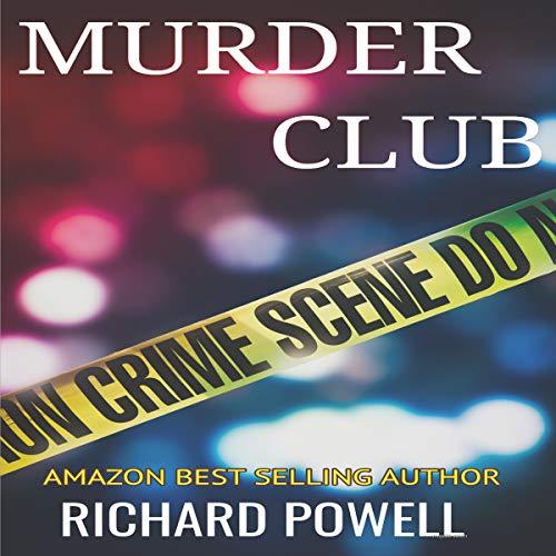 Murder Club Audiobook By Richard Powell cover art