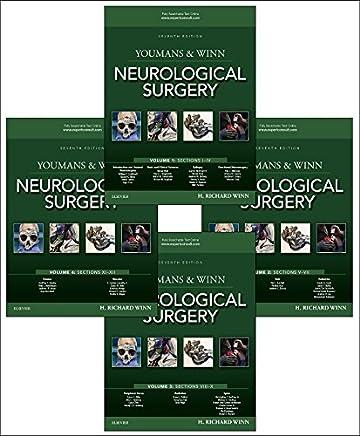 Youmans and Winn Neurological Surgery, 4-Volume Set, 7th Edition