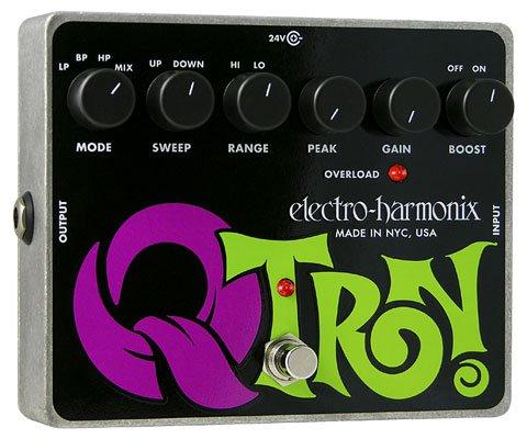 electro-harmonix エレクトロハーモニクス エフェクター エンベロープフィルター Q-Tron 【国内正規品】