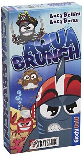 Giochi Uniti - Aqua Brunch Gioco di società