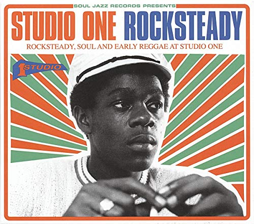 Studio One Rocksteady [Vinyl LP]