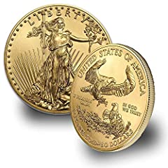 Stock Photo; image is indicative of quality. You will receive one coin per purchase. Purity: .9167 Fine Gold Metal Content: 1 Troy Ounce Denomination: $50