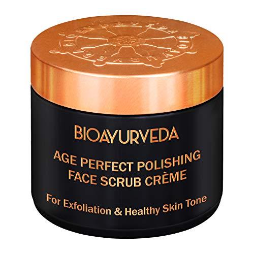 BIOAYURVEDA Age Perfect Polishing Scrub for Tan & Blackheads Removal 60gm