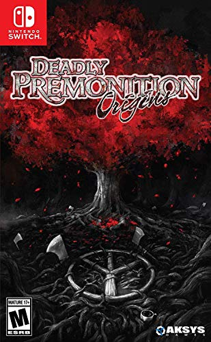 Deadly Premonition Origins - Nintendo Switch Standard Edition