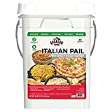Augason Farms Italian Variety Pail Emergency Survival Food Everyday Meal Prep
