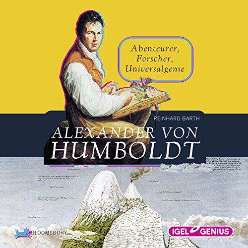 Alexander von Humboldt audiobook cover art