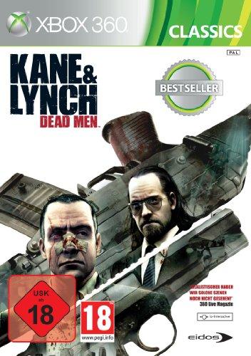 Kane & Lynch: Dead Men [Importación alemana]