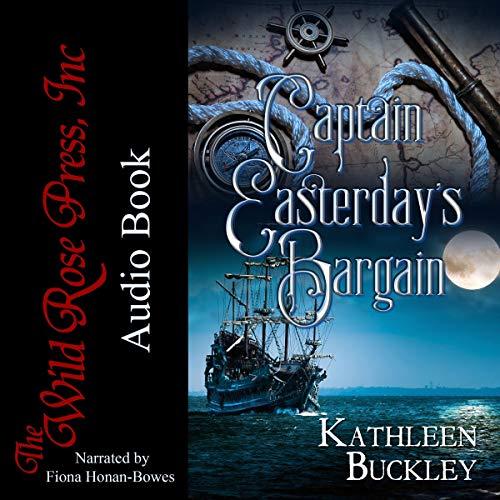 Captain Easterday's Bargain audiobook cover art