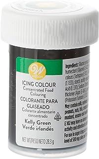 Wilton Colorante Alimenticio para Glaseado en Pasta, 28.3g, Color Verde Kelly,  04-0-0046
