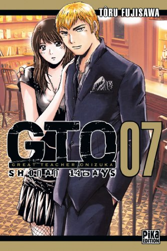 GTO Shonan 14 Days T07: Great Teacher Onizuka