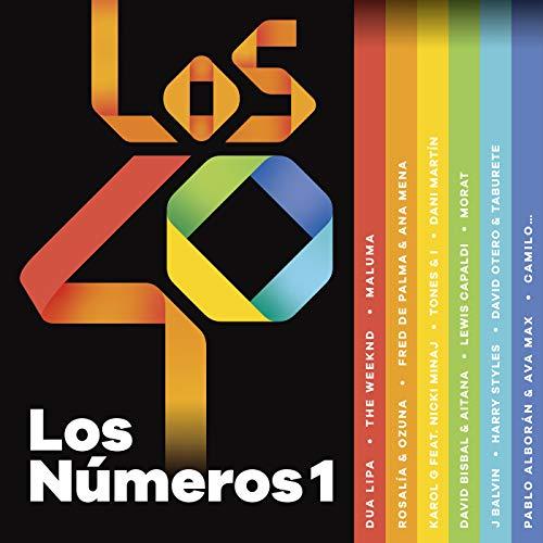 Los Números 1 de 40 (2020) [Explicit]