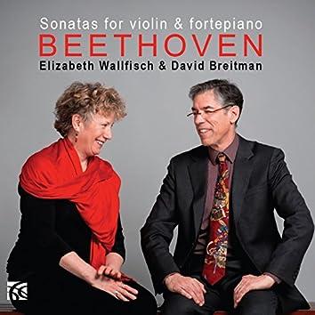 Beethoven: Sonatas for Violin & Fortepiano Volume 1