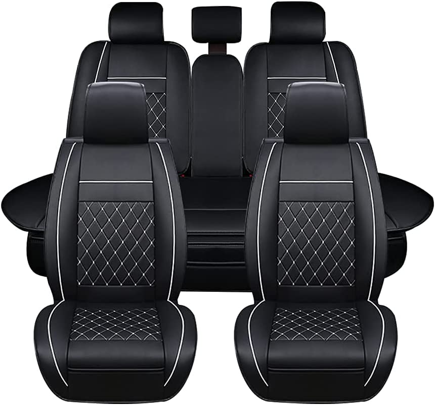 Super PDR Full Set Car Universal Leather Max 82% OFF Large special price Covers Luxury Seat