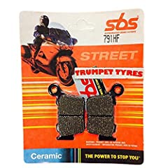 OE Replacement Compound For Bikes With Non-Sintered Brake Pads Designed For Commuters, General-Purpose Street And Cruiser Bikes Ceramic Compound Offers Long Pad Life, Low Dust And Low Brake Disc/Rotor Wear Excellent And Consistent Performance In Wet ...