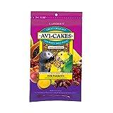 Avi-Cakes Fruit Delight Gourmet Bird Food - 8 Oz - Parrot