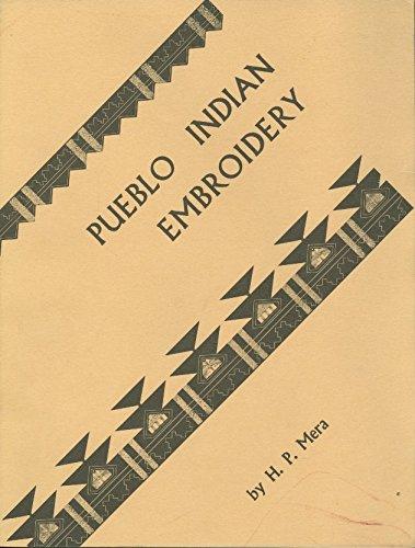 Buy Bargain Pueblo Indian embroidery