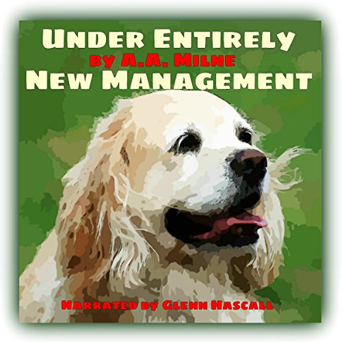 Under Entirely New Management audiobook cover art