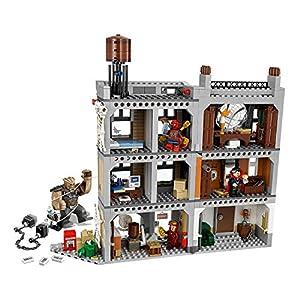 Amazon.co.jp - レゴ マーベルスーパーヒーローズ ドクター・ストレンジの神聖な館での戦い 76108